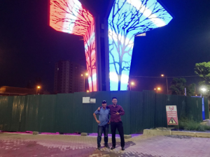 Dự án cổng chào Gamuda Land - Yên Sở