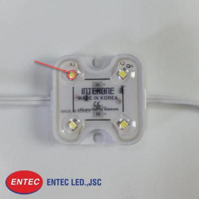 LED 4 bóng hắt sáng trần thạch cao