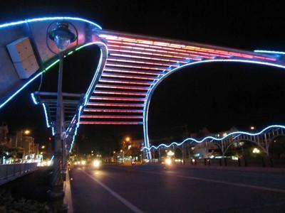 Đèn LED chiếu sáng cảnh quan kiến trúc