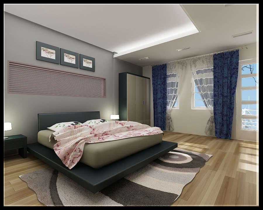 Đèn trần thạch cao phòng ngủ loại nào tốt cho sức khỏe