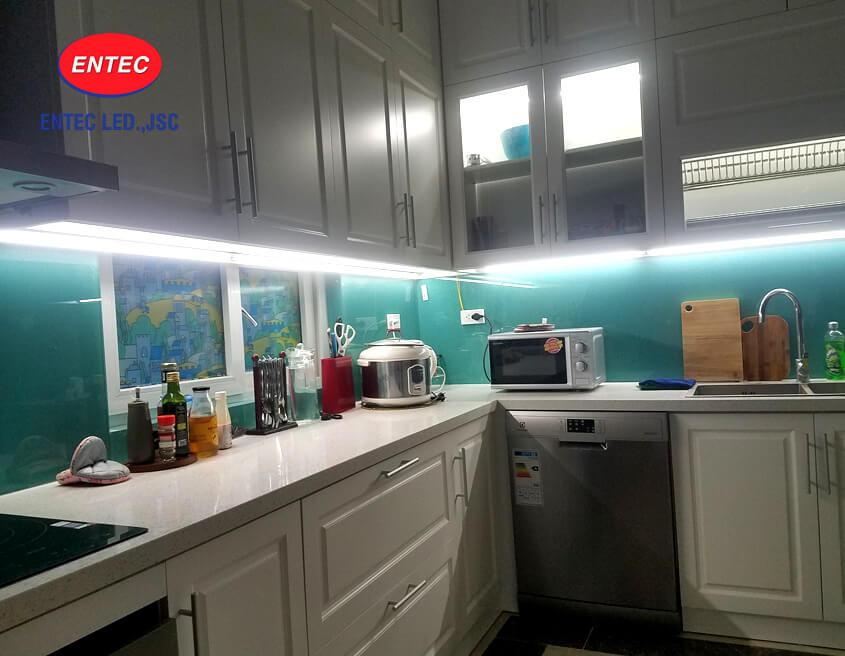 Đèn Led chiếu sáng tủ bếp