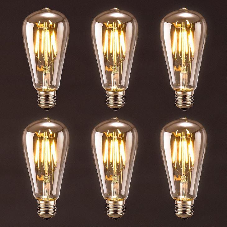 Sản phẩm đèn led dây tóc hứa hẹn chiếm lĩnh thị trường
