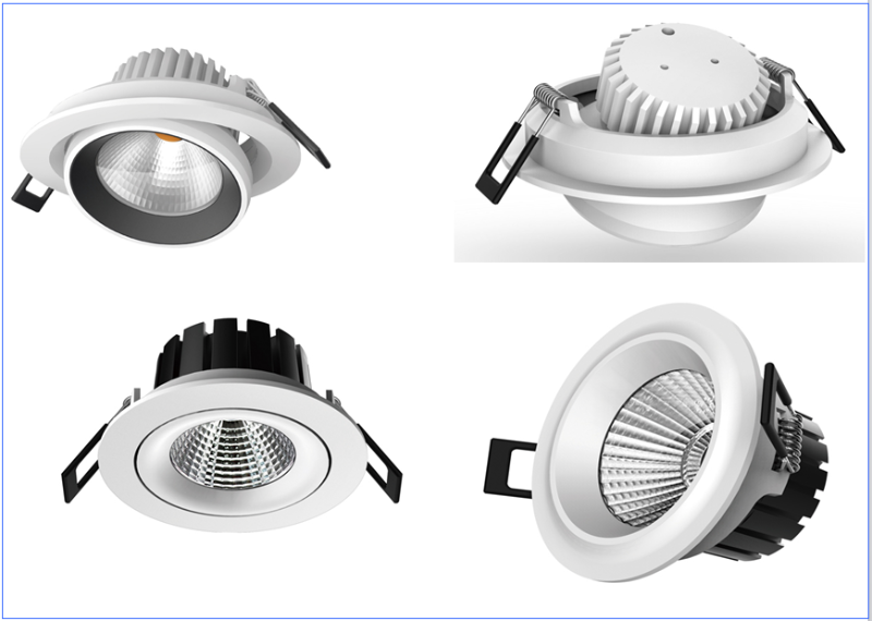 Dòng sản phẩm đèn LED Downlight mới - Nhỏ nhưng mạnh mẽ