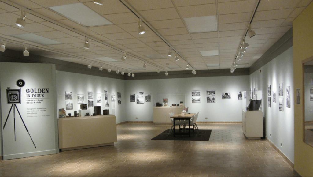 Đèn LED trong các viện bảo tàng và phòng trưng bày nghệ thuật