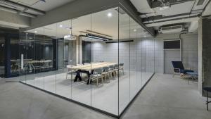 Thiết kế hệ thống chiếu sáng văn phòng tối ưu