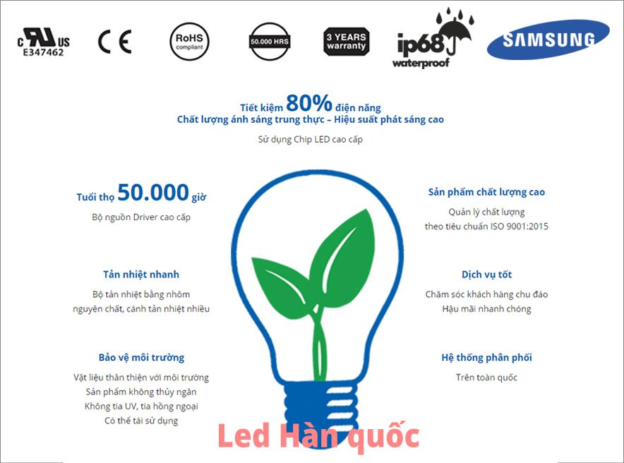 Cách đọc nhãn của các sản phẩm chiếu sáng