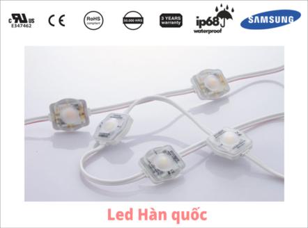 Đại lý phân phối đèn LED dây Hàn Quốc lớn nhất tại Hà Nội