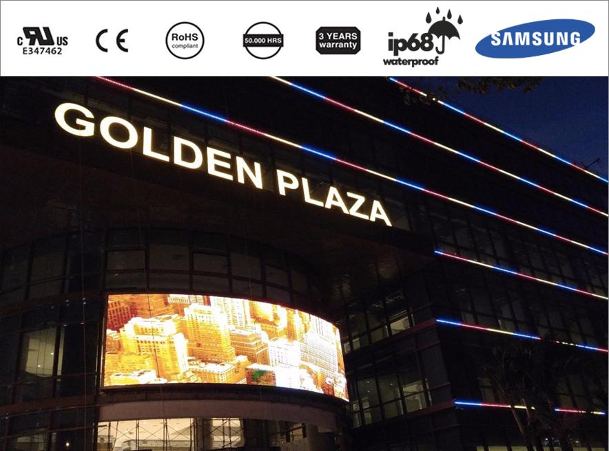 6 lợi thế riêng mà đèn led quảng cáo sở hữu cực ấn tượng