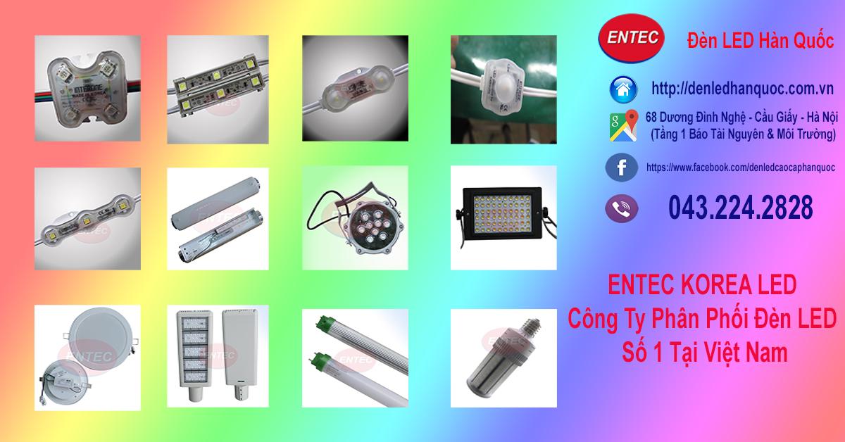 Nhà phân phối đèn LED công nghiệp giá rẻ nhất tại Hà Nội