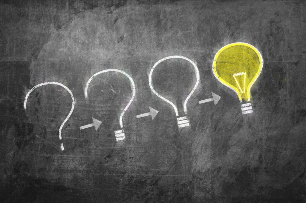 Ngay sau khi bạn đã liệt kê ra 1 loạt những ý tưởng và bắt đầu đánh dấu các ý tưởng mà bạn cảm thấy hài lòng nhất. Nó chính là khung sườn để bạn dựng nên 1 tấm biển quảng cáo đẹp.