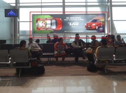 Biển quảng cáo được xem như phương tiện tiếp cận khách hàng tốt nhất hiện nay. Đặc biệt là tại sân bay – nơi được cho là có nhiều khách hàng tiềm năng.