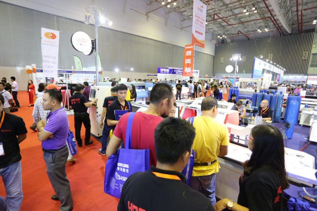 Triển lãm quốc tế thiết bị và công nghệ quảng cáo Việt Nam lần thứ 9