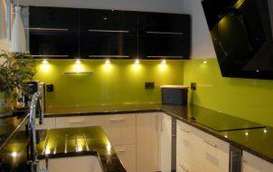 Chiếu sáng căn bếp bằng đèn led mang khuynh hướng hiện đại