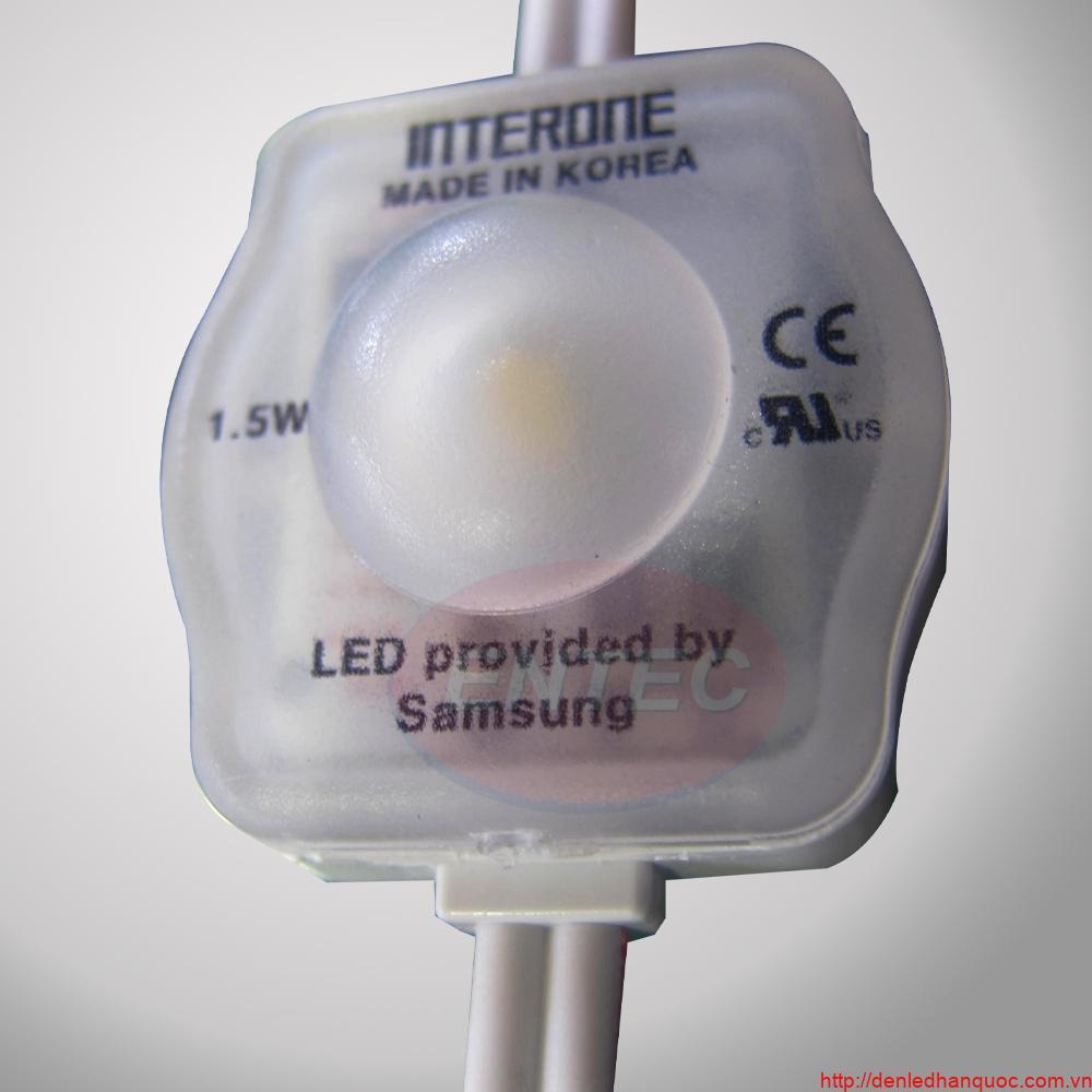 Interone - nhà sản xuất các giải pháp chiếu sáng LED tại Hàn Quốc