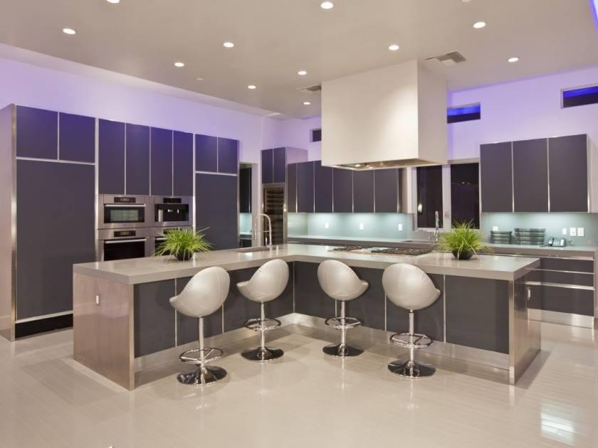 Nên giành sự quan tâm cho ánh sáng khu bếp của bạn