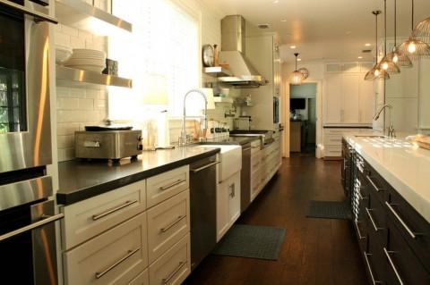 Chiếu sáng không gian bếp với 8 giải pháp đơn giản