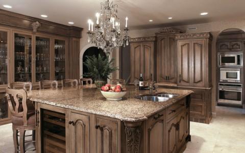 Tổng hợp các cách bố trí đèn led trong nhà bếp