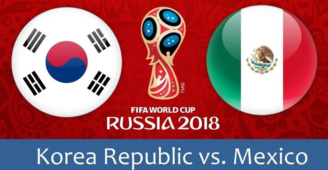 Nhìn vào lối chơi cũng như quyết tâm của hai đội ở thời điểm hiện tại, khả năng có nhiều bàn thắng ở trận này là điều hoàn toàn có thể xảy ra. Mexico đang có tinh thần rất tốt sau khi đánh bại ĐKVĐ Thế giới Đức ở trận đấu khai màn. Trong khi đó, Hàn Quốc cho thấy sự yếu kém của mình khi để Thụy Điển giành chiến thắng với tỷ số tối thiểu.