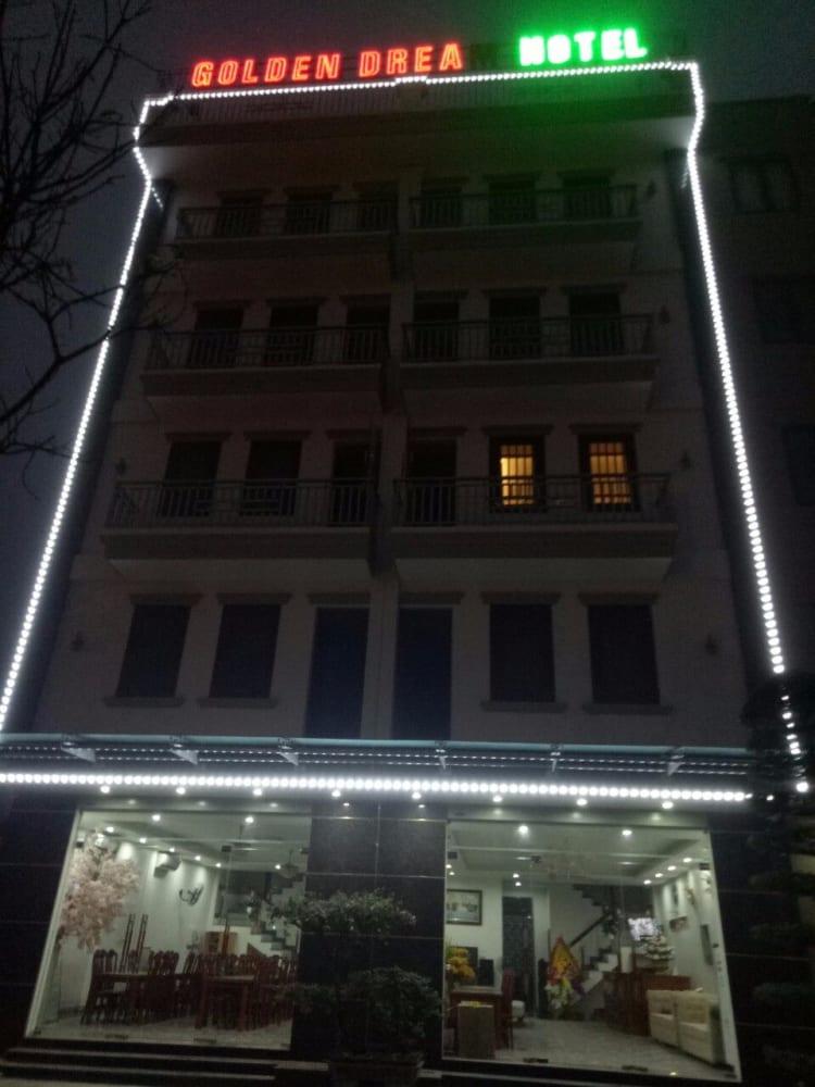 Trang trí khách sạn Golden Drea dùng Led 1 bóng siêu sáng, ánh sáng trắng
