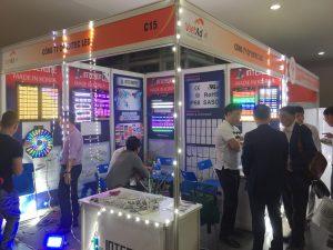 Tổng kết triển lãm Vietad tại thành phố Hồ Chí Minh 8 - 11/8/2018