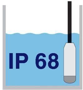 IP68 - Khả năng kháng nước cao nhất