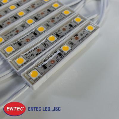 Module LED ánh sáng vàng thường dùng cho không gian ấm cúng