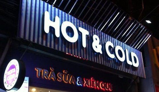 Ứng dụng trang trí, chiếu sáng biển quảng cáo, biển hiệu cho nhà hàng, shop thời trang, công ty, các ngân hàng, văn phòng, tòa nhà….