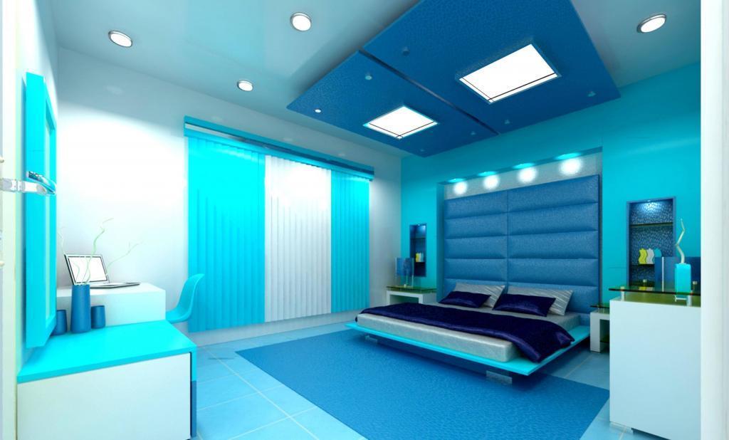 Module LED 1 bóng có len sử dụng trang trí với không gian nội thất trong gia đình, văn phòng, sân vườn,….
