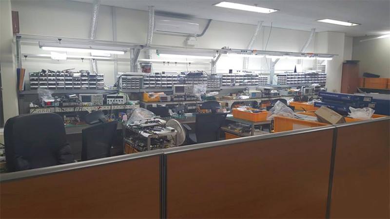 Dây chuyền sản xuất 100% tự động hóa