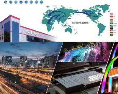 Tập đoàn Interone - nhà phát minh module LED đầu tiên Hàn Quốc