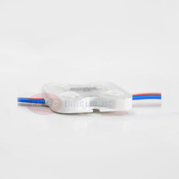 Module led 4 bóng RGB có góc tỏa là 140 độ