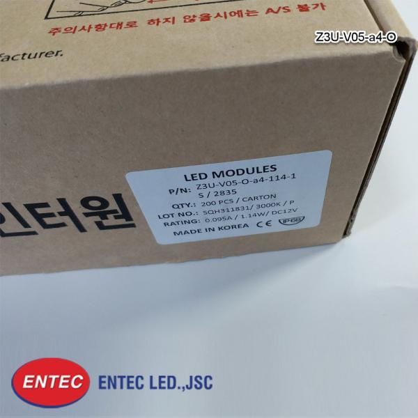 Đèn moduled led Z3U-V05-a4-o