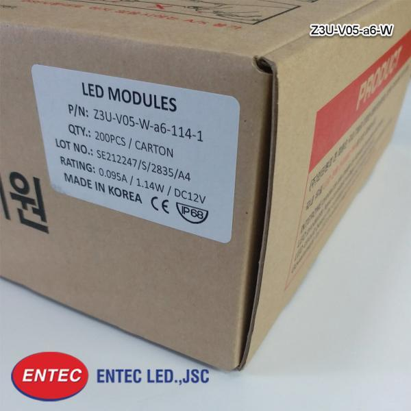 Đèn module led Z3U-V05-a4-W 6