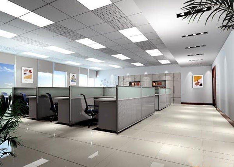Đèn LED Panel đem đến ánh sáng tự nhiên, tạo môi trường thân thiện, sang trọng và hiện đại