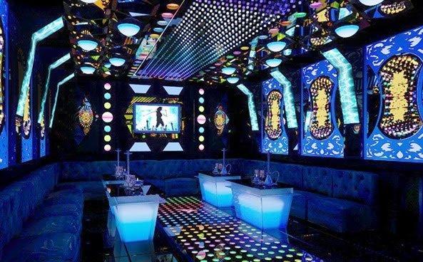 Trang trí nội thất Karaoke