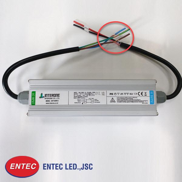 Thiết kế chuẩn của dây dẫn nối của nguồn