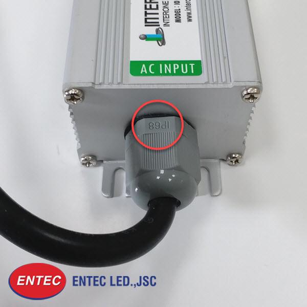 Dây nối của nguồn thiết kế theo tiêu chuẩn chống nước IP68