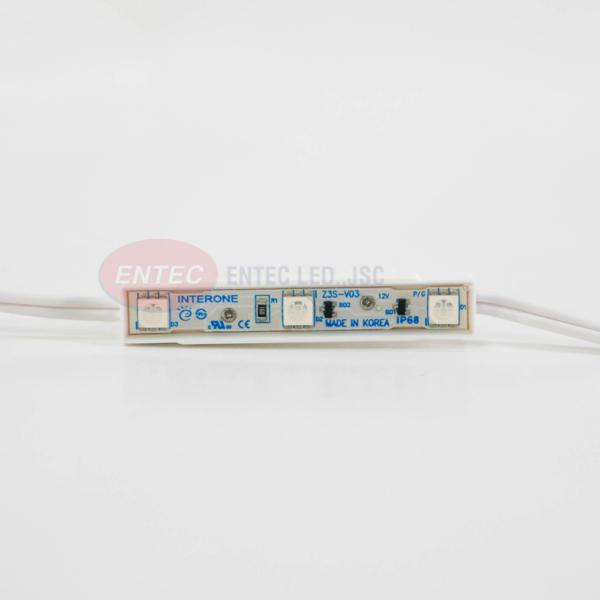 Module LED Hàn Quốc 3 bóng Epoxy chip 5050