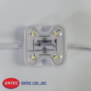 Đèn led module 4 bóng có len tiết kiệm vật tư