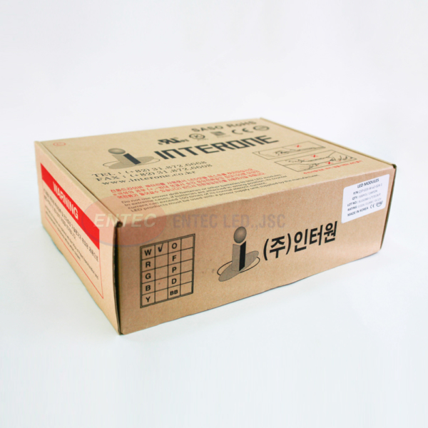 Đèn led module 3 bóng Hàn Quốc dạng mini