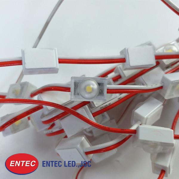 Module LED 1 bóng Hàn Quốc có kết cấu rất chặt chẽ, đẹp mắt, tỉ mỉ đến từng chi tiết