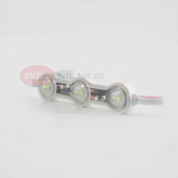 Module led 3 bóng Hàn Quốc góc chiếu 170 độ, siêu sáng nhất, bền nhất
