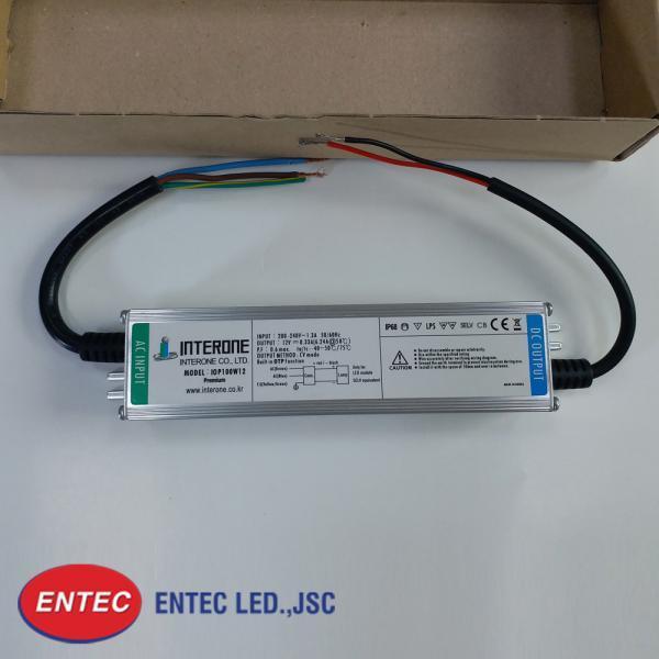Bộ nguồn led 100W siêu mỏng thích hợp trong làm bảng biển quảng cáo