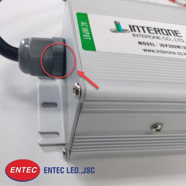 Chỉ số IP68 là tiêu chuẩn đánh giá đối với điều kiện chống nước của sản phẩm