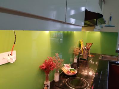 Nguồn đèn LED Hàn Quốc chiếu sáng tủ bếp