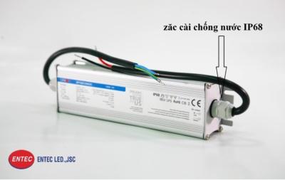 Nguồn đèn LED Hàn Quốc UNION chống nước tuyệt đối với chỉ số IP68
