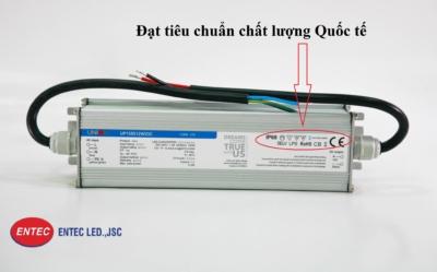 Nguồn đèn LED Hàn Quốc đạt tiêu chuẩn chất lượng Quốc tế