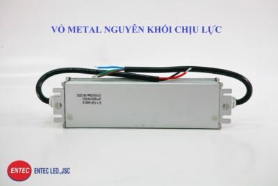 Vỏ metal nguyên khối của nguồn đèn LED Hàn Quốc