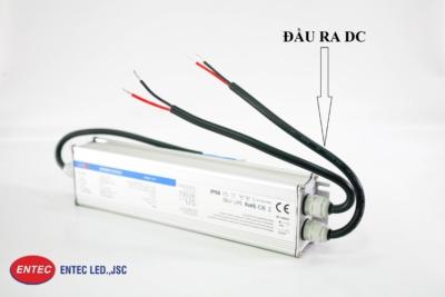 2 đầu dây ra của nguồn LED UNION