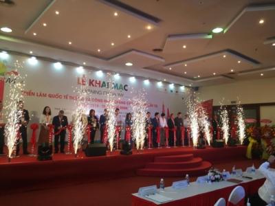 Khai mạc triển lãm Vietad 2019 TP. Hồ Chí Minh